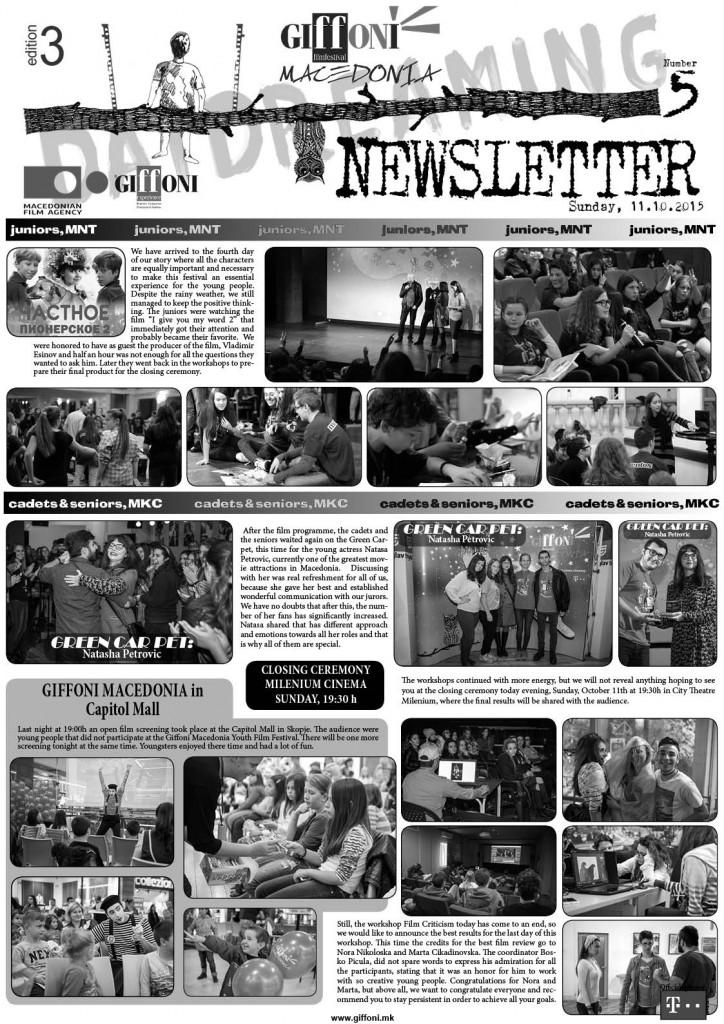 NEWSLETTER #5 mk-eng2