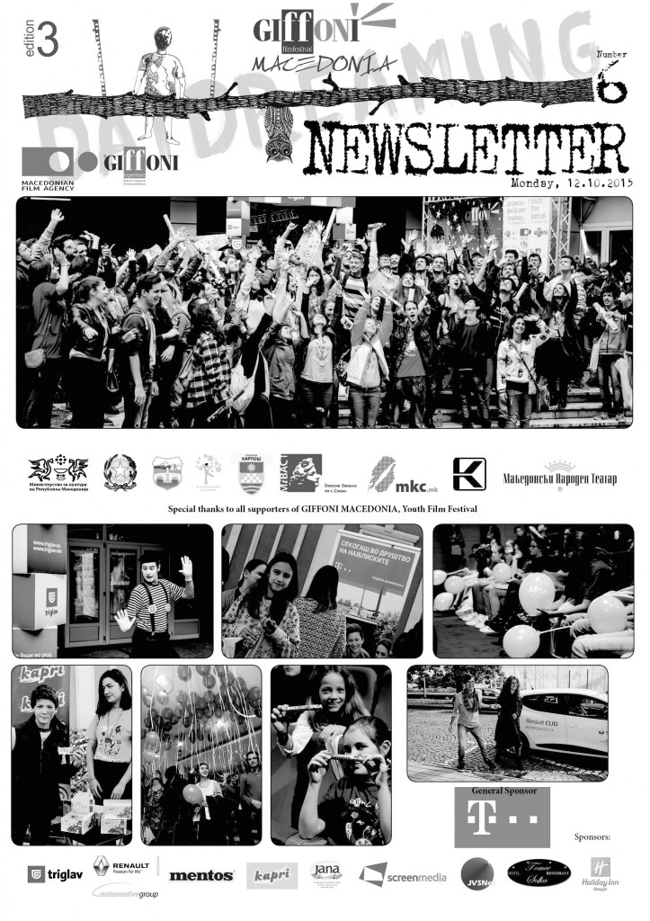 NEWSLETTER #6eng3