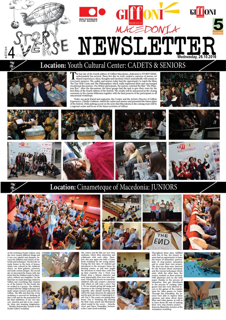 NEWSLETTER #5web2